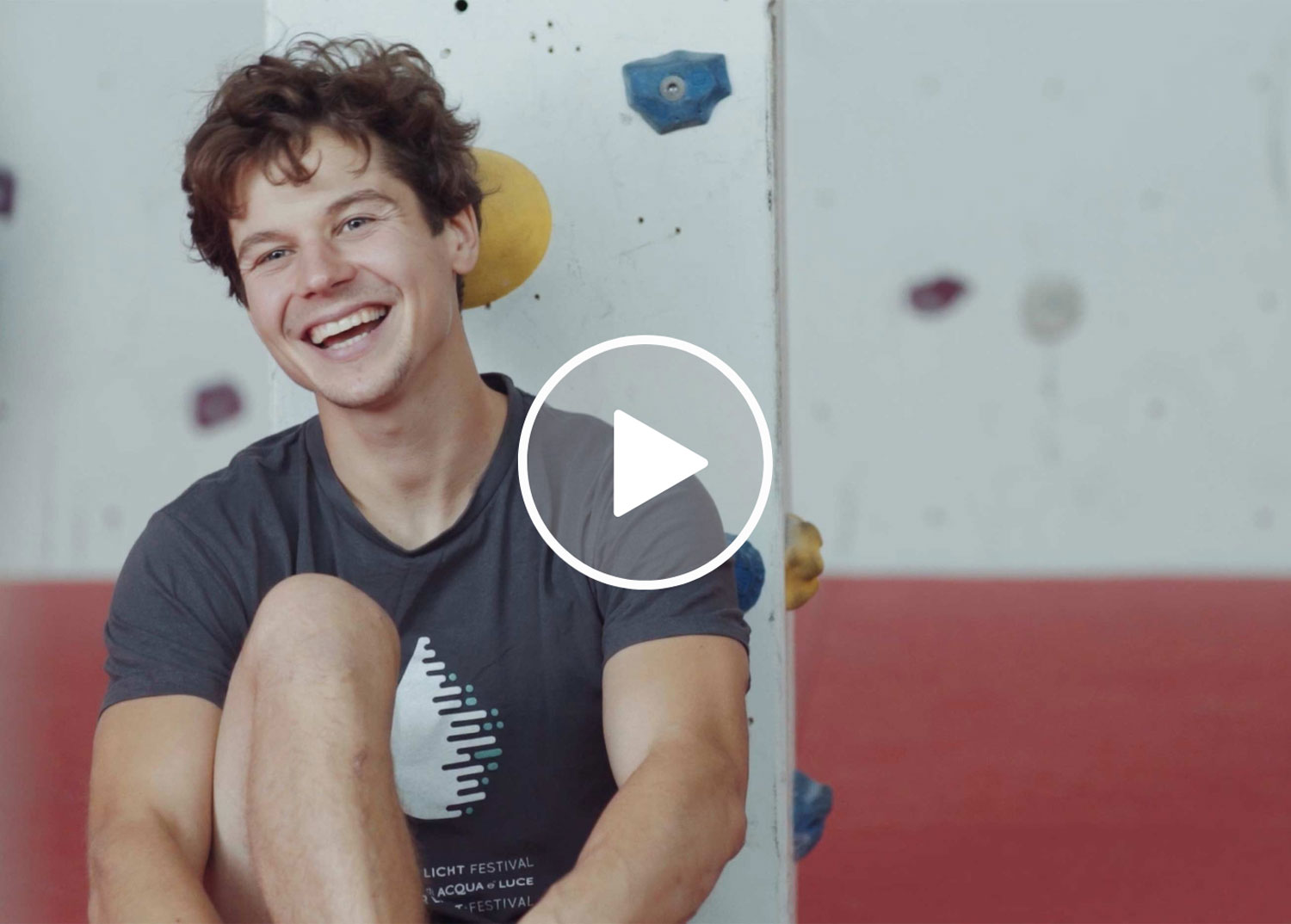 Video Production for Climbing Center