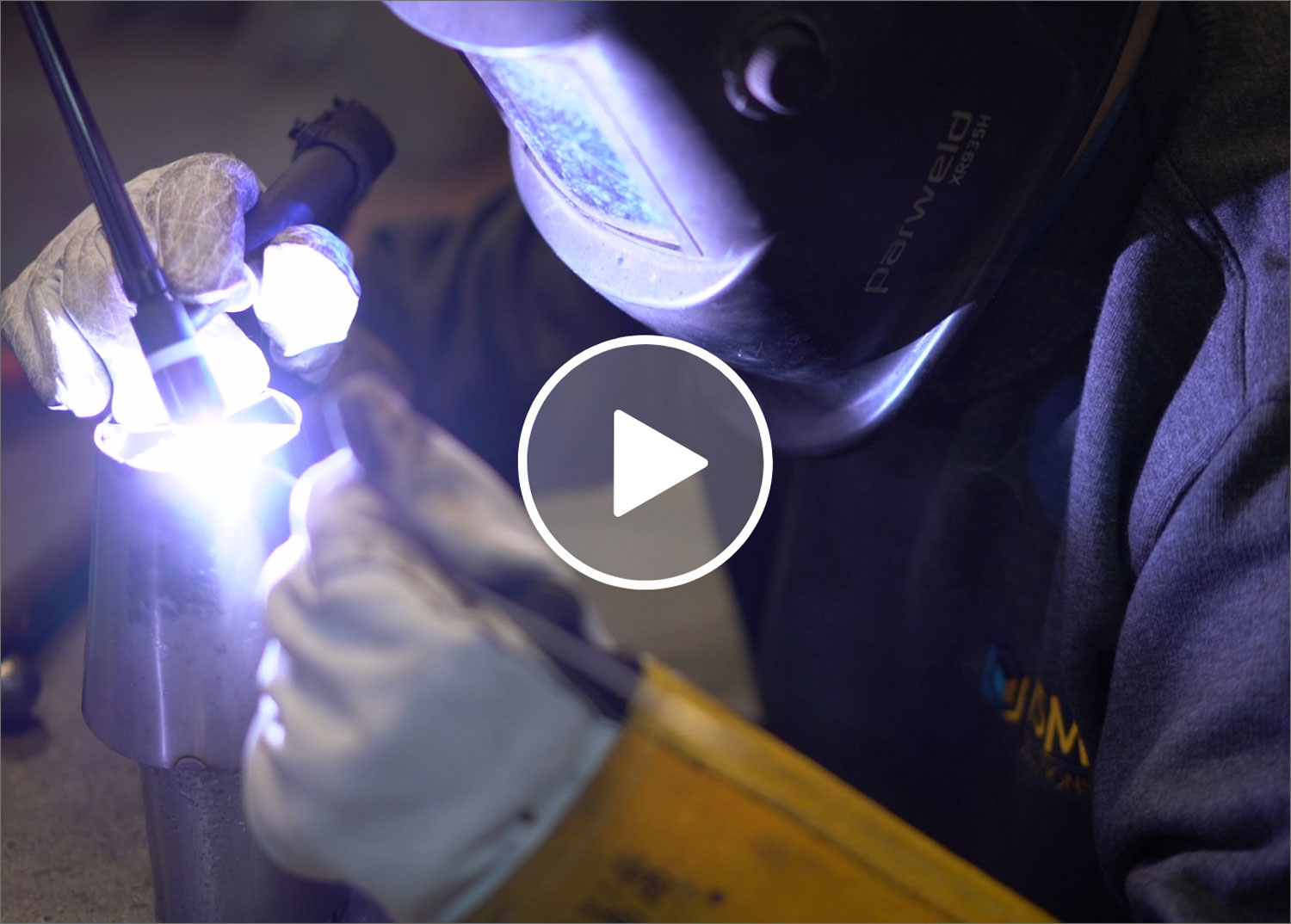 Video Photography of services for ISM solutions