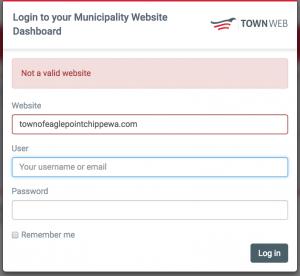 missing https in the URL