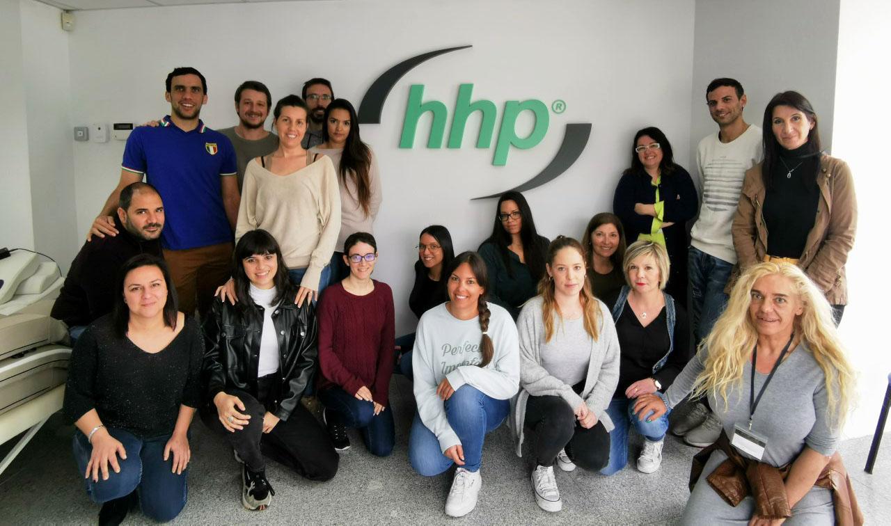 Team HHP Spain