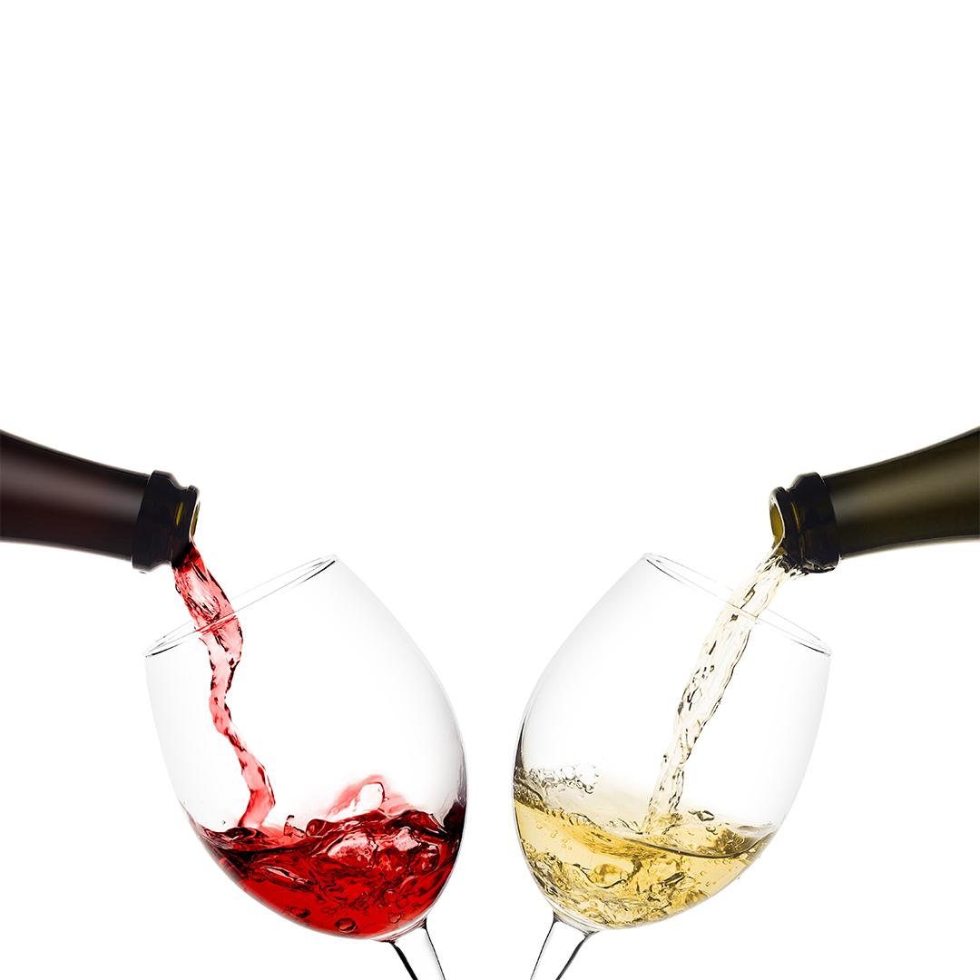Lasi viiniä