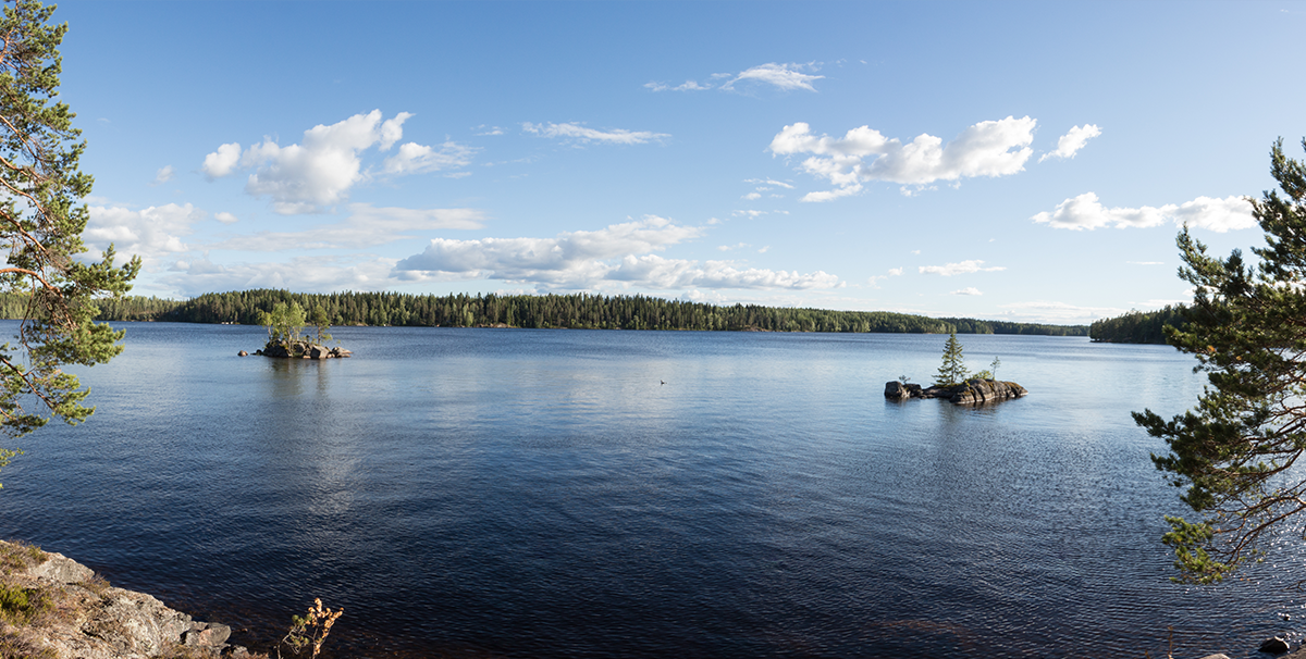 Kesämökki Järvi-Suomesta