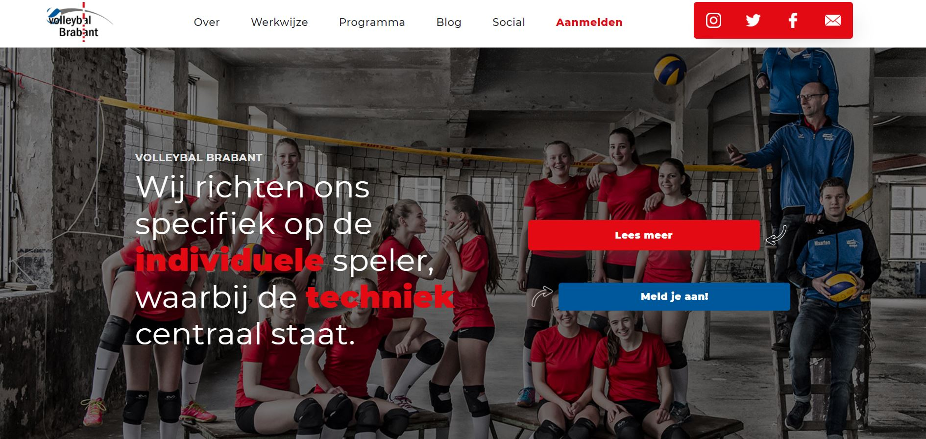 Volleybal Brabant