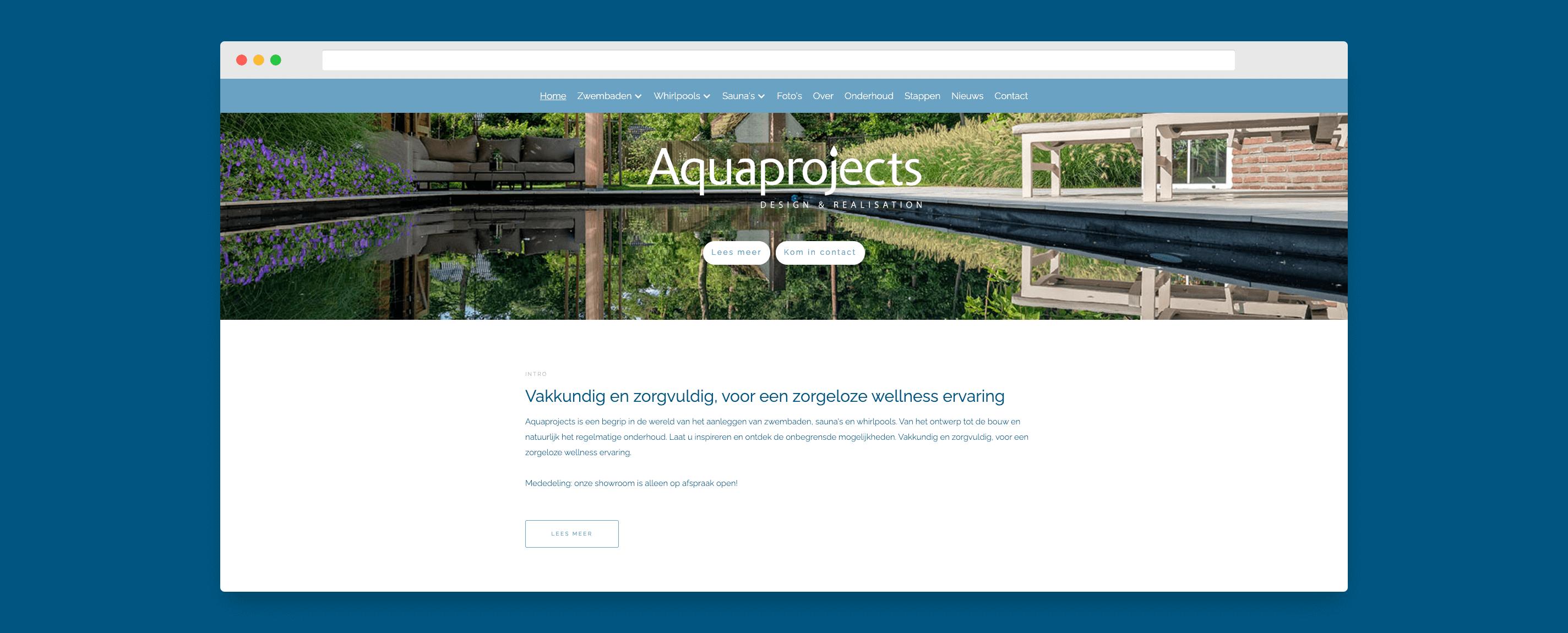 Aquaprojects