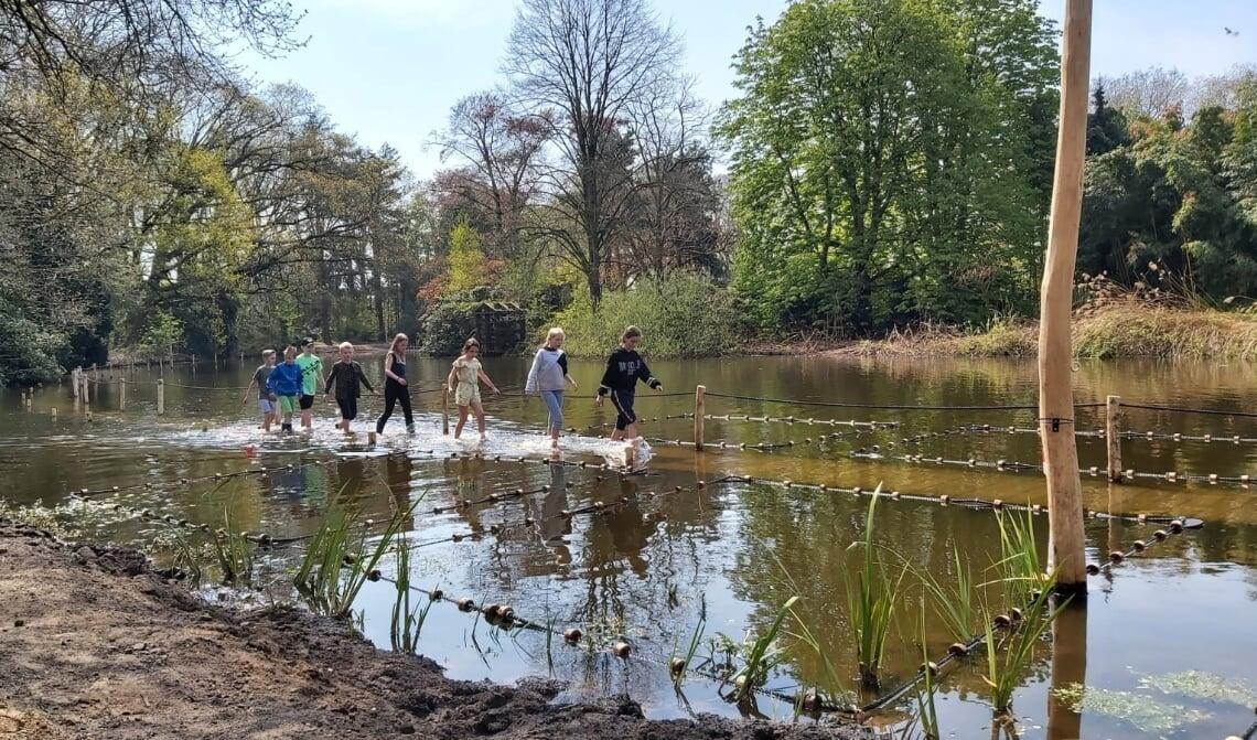 Waadpad in Streekpark de Kienehoef geopend