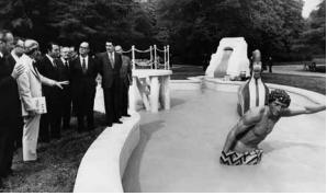 Inaugurazione, 1973
