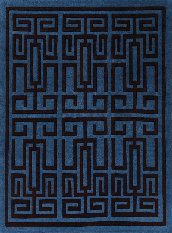 Tappeto Labirinto, disegnato da Gio Ponti, Amini Carpets - Foto: Amini.it