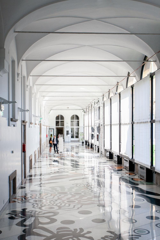 Fondazione delle Stelline, Milan- Foto: IGREG STUDIO
