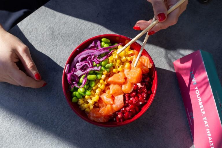 Mangiare con gli occhi. Food photography e delivery