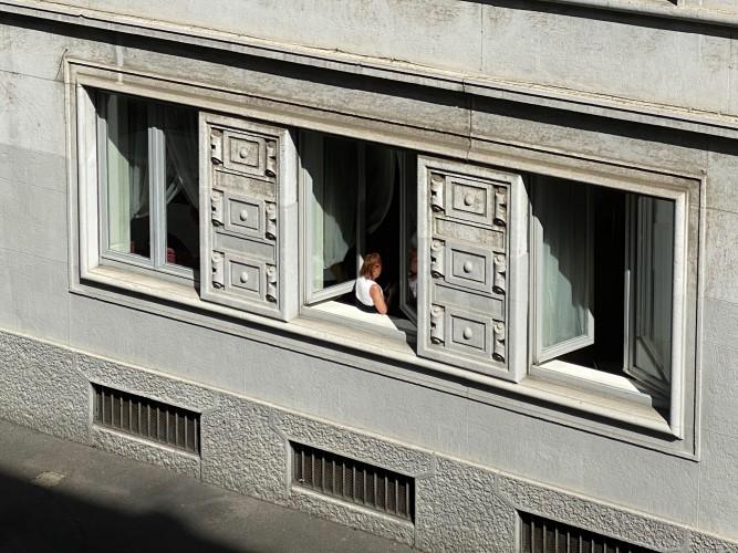 Elogio Del Balcone