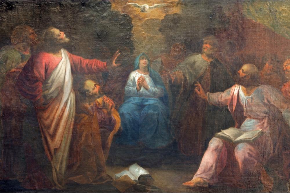 Mark Giszczak on the Holy Spirit