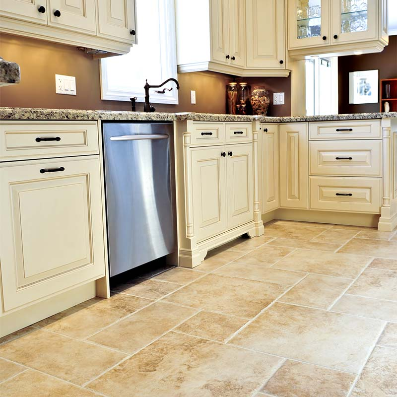 Tile and grout cleaning in St. Augustine