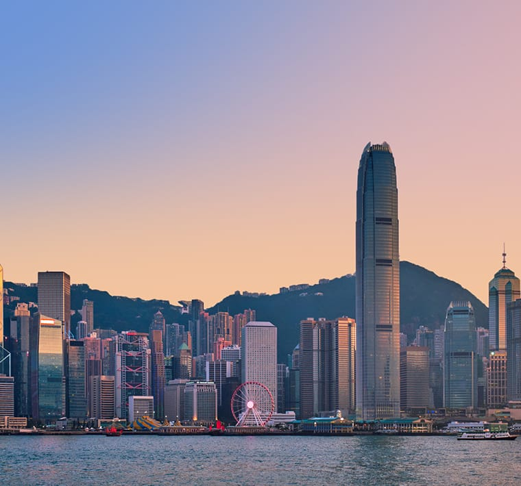 Market Expansion Hong Kong