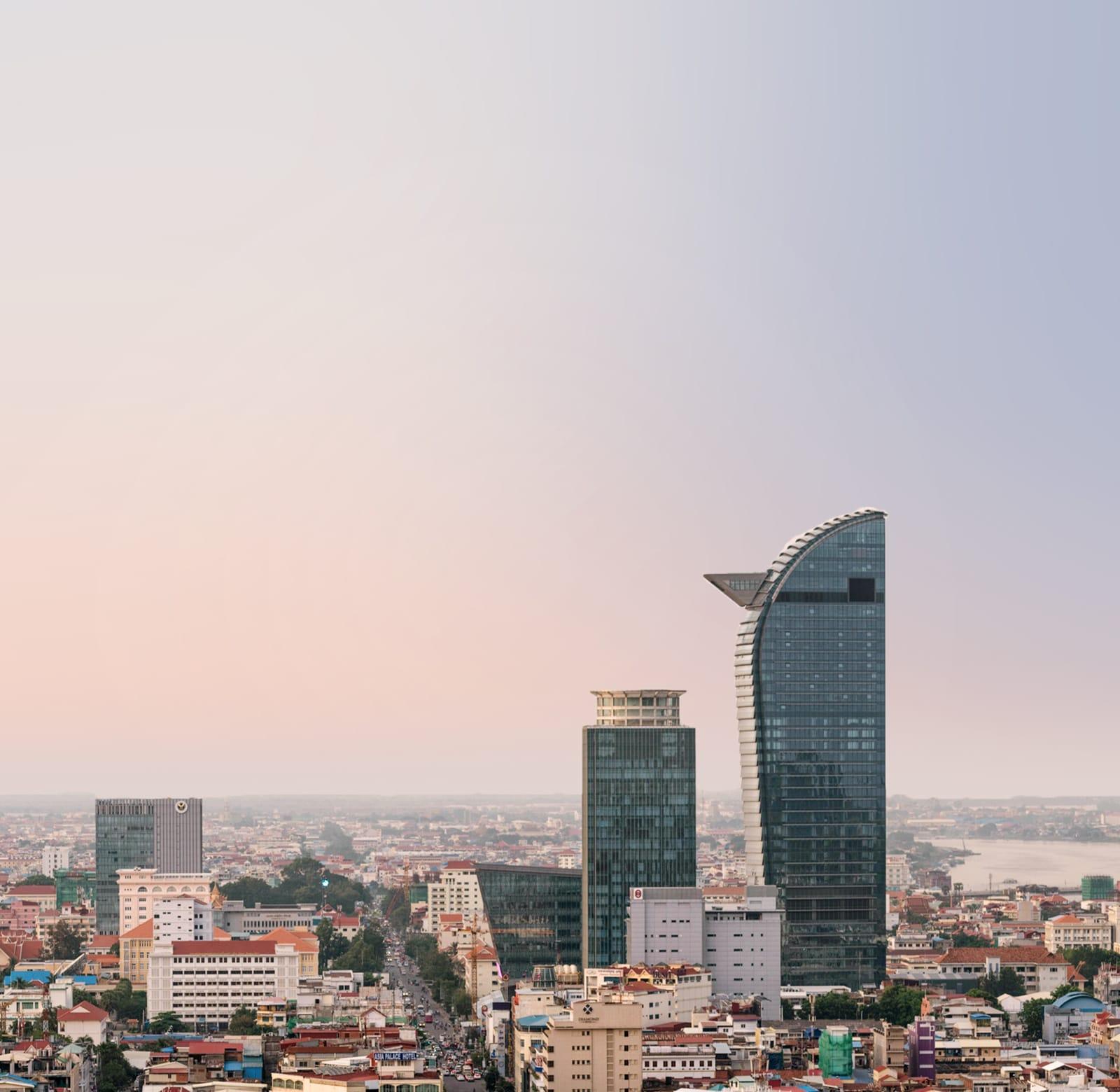 Market Expansion Cambodia