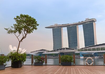 Tourist spot in Singapore