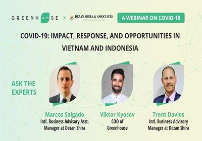 Webinar on Opportunities in Vietnam and Indonesia