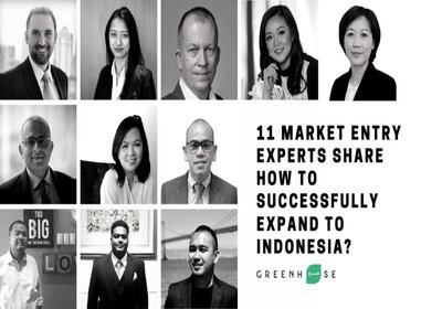 experts discuss about market entry in Indonesia