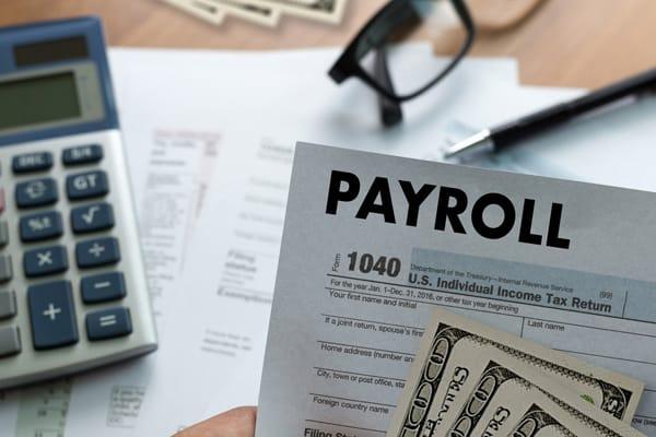 Service Card - Payroll