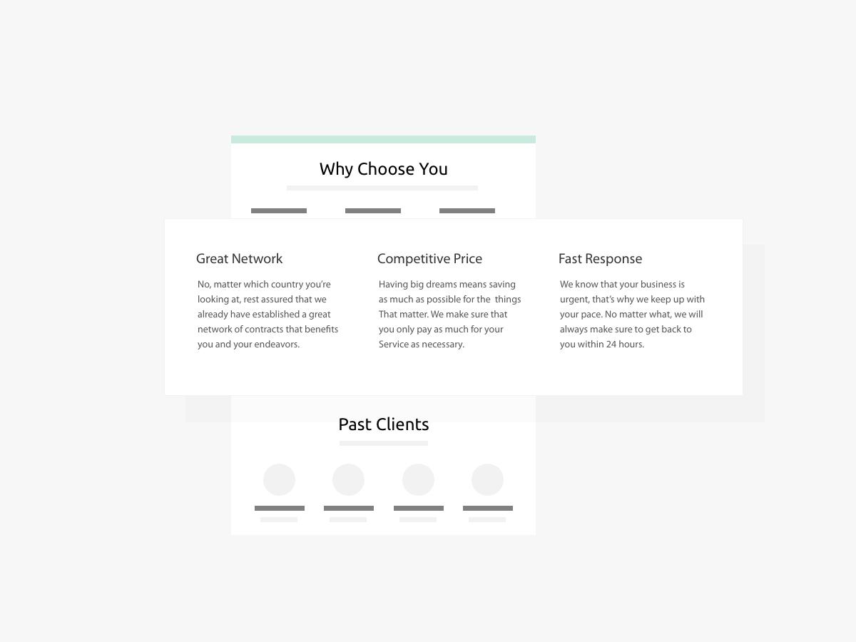Service Provider Profile - Slide 3