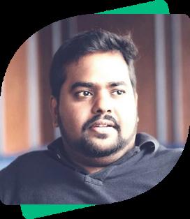 Rahul V R - Head of Tech