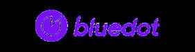 Business development support | Logo bluedot
