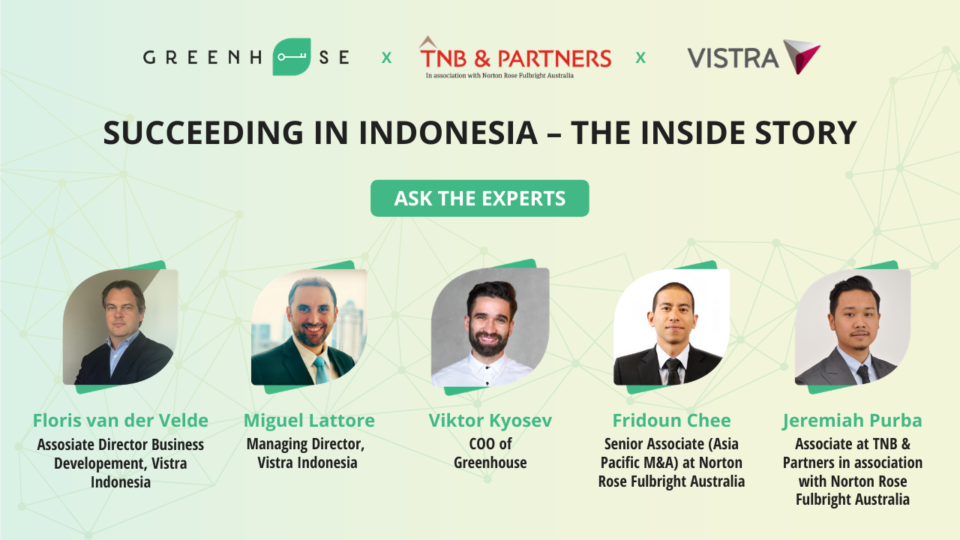 Succeeding in Indonesia – the inside story