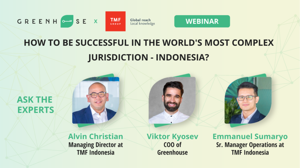 How to be successful in the world's most complex jurisdiction – Indonesia?