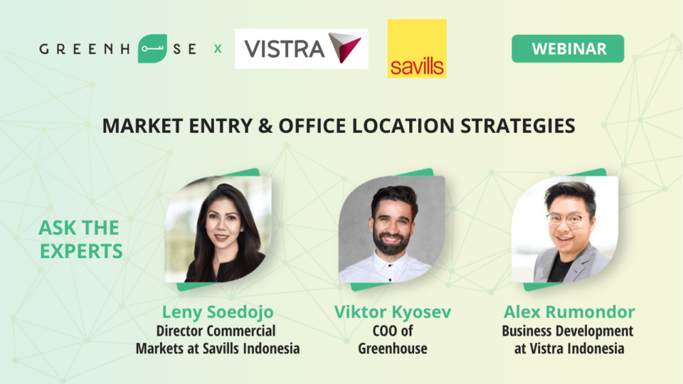 Market Entry & Office Location Strategies in Indonesia