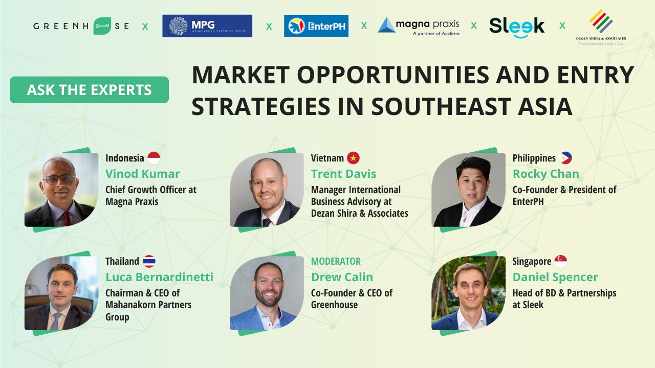 Market Opportunities and Entry Strategies in Southeast Asia