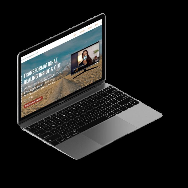 align website