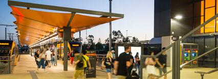 Gold Coast Trainf