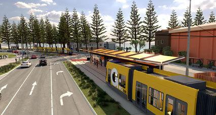 Gold Coast Train