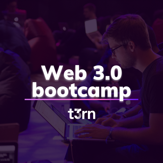 t3rn Joins the Web 3.0 Bootcamp