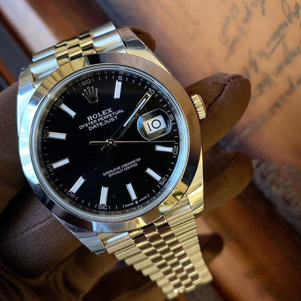 Photograph of a watch