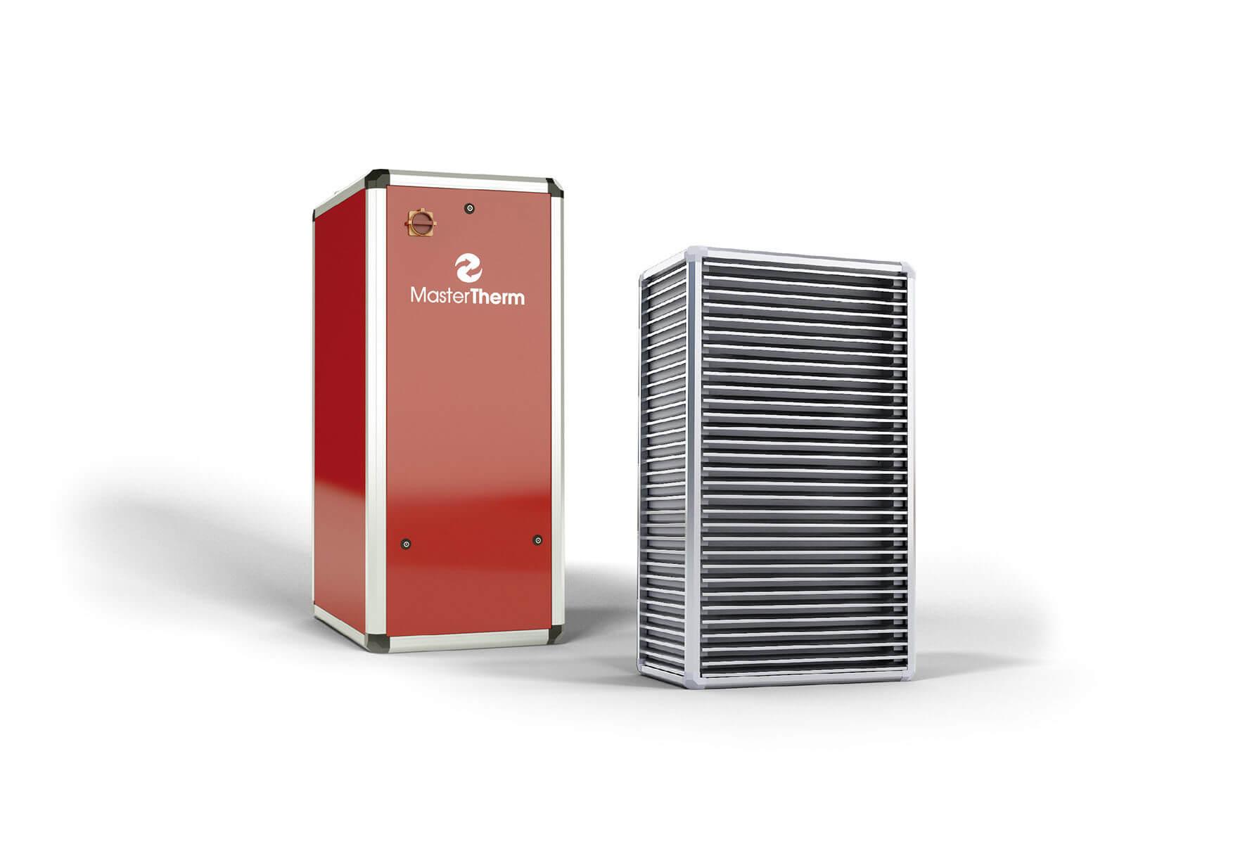 Tepelné čerpadlo vzduch-voda BoxAir Inverter Split