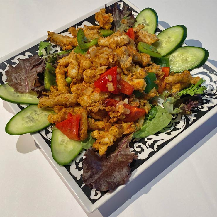 Filet tilapia fish