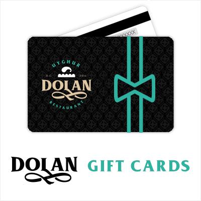 Dolan Gift Card