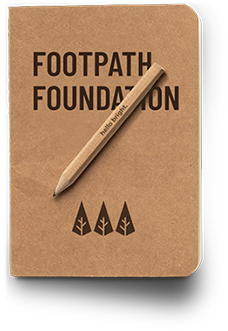 Footpath Field Notes