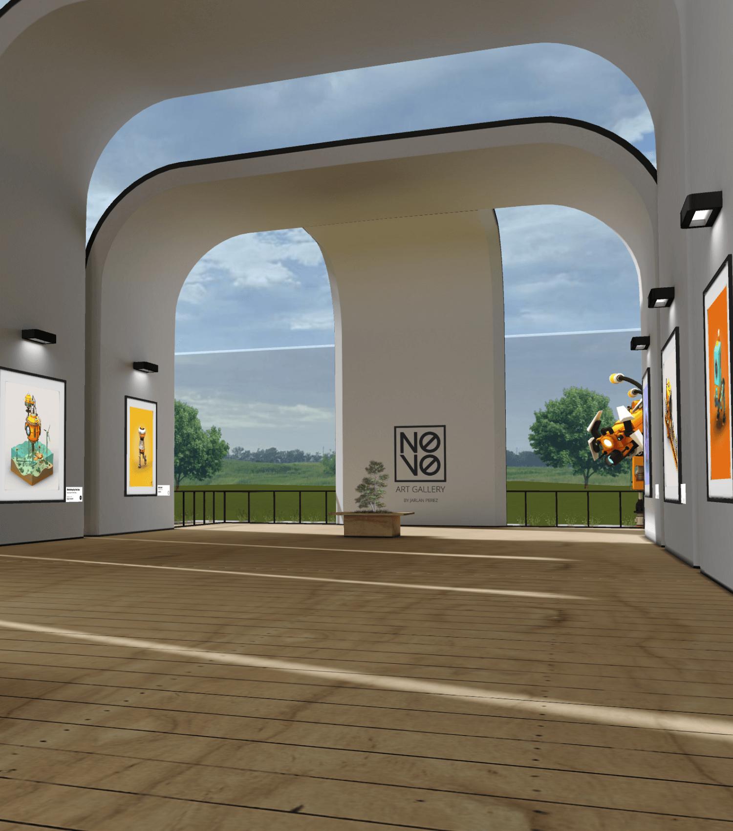 Novo Gallery in Spatial