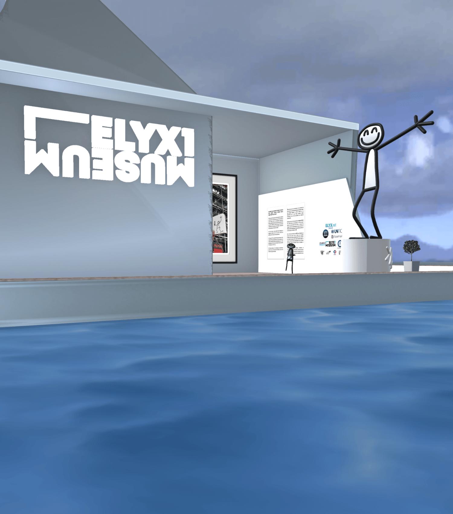 Elyx Museum in Spatial by Yak, Yacine Ait Kaci