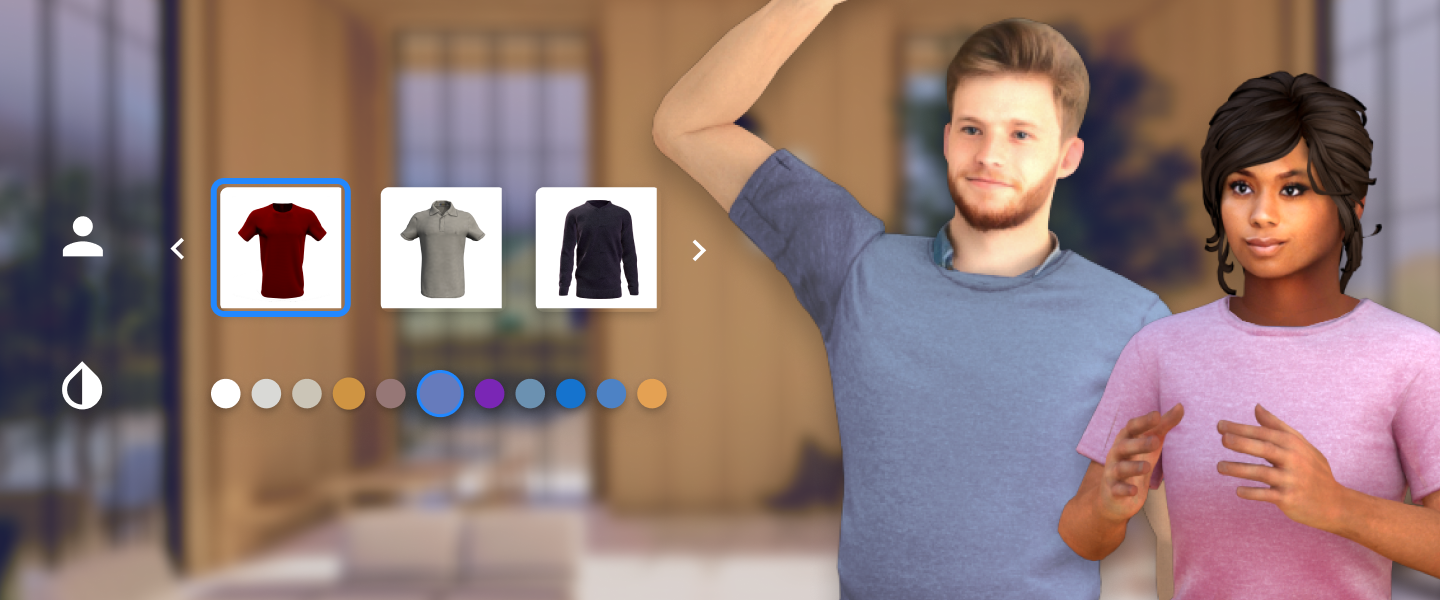 Learn how to create a Spatial avatar that best represents who you are!