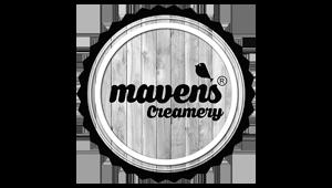 Mavens Creamery logo