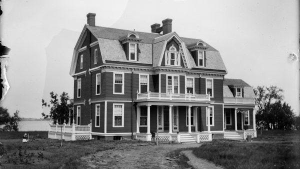 Allis Manor, 1894