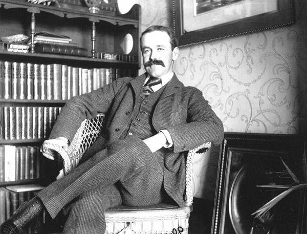 Frank W. Allis, age 27, 1892.