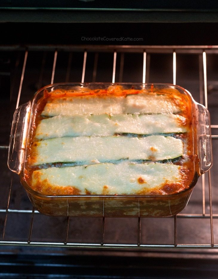 IIFYM CrossFit Soda City Macro Monday: Zucchini Lasagna