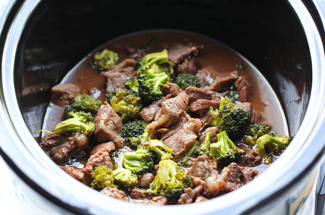 Another IIFYM Macro Monday: Crockpot Beef and Broccoli