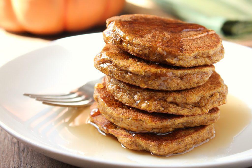 Macro Monday done right- Pumpkin Pancakes - IIFYM