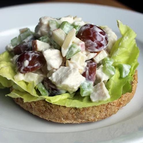 CrossFit Soda City Macro Monday IIFYM Greek Yogurt Chicken Salad
