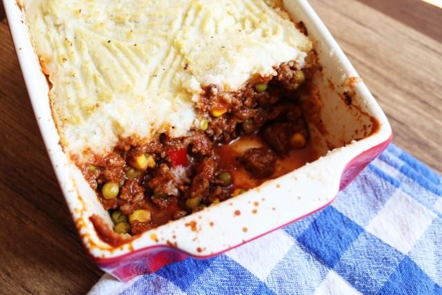 CrossFit Soda City Macro Monday Recipe - IIFYM Shepherd's Pie
