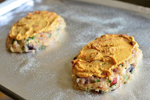 CrossFit Soda City Macro Monday Recipe - Mini Mediterranean Turkey Meatloaves